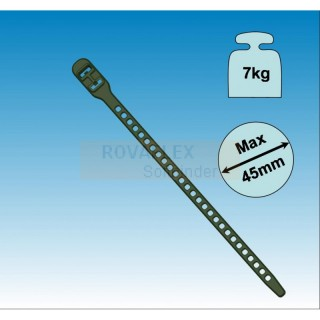 ROVAFLEX Softties 7x180 green 100Pcs Double binding